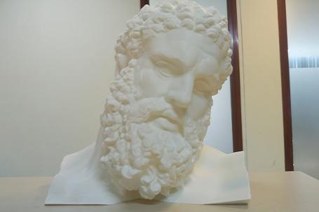 Nhân bản các tác phẩm nổi tiếng thế giới bằng công nghệ in 3D