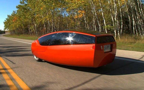 xe oto in 3D, bản mock-up