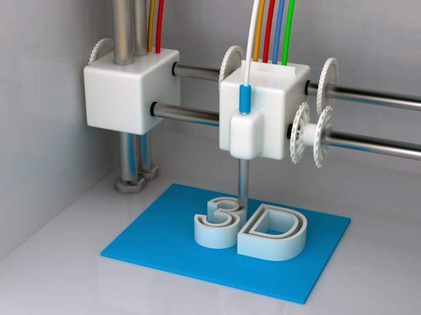 Tìm hiểu về thiết bị máy In 3D công nghiệp